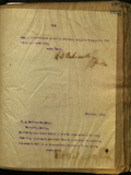 Letter from E. S. Babcock to P. A. Bettens, Sr., E