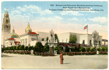 Science and Education Building, Exposition, 1916