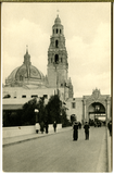 California Building, Exposition, 1915