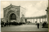 Organ and Pavillon, Exposition, 1915
