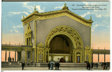 Spreckles Pipe Organ, Exposition, 1915