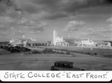 State College, east front, 1935