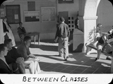 Between classes, 1935