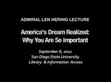 America's dream realized: Why you are so important