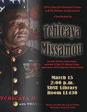 Tchicaya Missamou presentation announcement