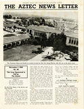 The Aztec News Letter, Number 20, November 1, 1943