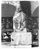"""The Aztec"" sculpture, 1959"