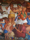 Works Progress Administration Murals