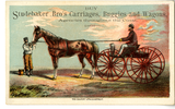 Buy Studebaker Bro's Carriages, Buggies and Wagons