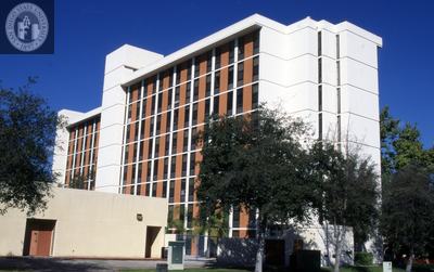 Tenochca Hall, San Diego State University, 1995