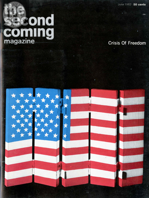 The Second Coming magazine: Volume 1, Issue 4, 1962
