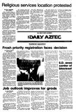 The Daily Aztec: Thursday 03/09/1978