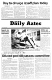 The Daily Aztec: Tuesday 04/17/1979