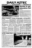 Daily Aztec: Tuesday 09/06/1983