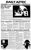Daily Aztec: Thursday 09/08/1983