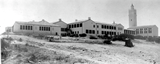 Campus construction, 1934