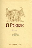 El Palenque, Volume 01, Number 01