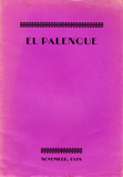 El Palenque, Volume 02, Number 01