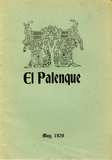 El Palenque, Volume 02, Number 03