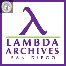 Lambda Archives of San Diego